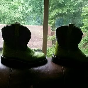 Ariat Fat Baby Boots Size 9B